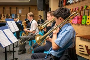 St Marys Cathedral College Sydney Music Centre