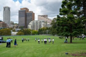 St Marys Cathedral College Sydney Cathedral Facilities The Domain