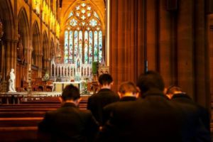 St Marys Cathedral College Sydney Our Parish