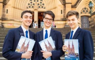 St Marys Cathedral College Sydney Visit Our School