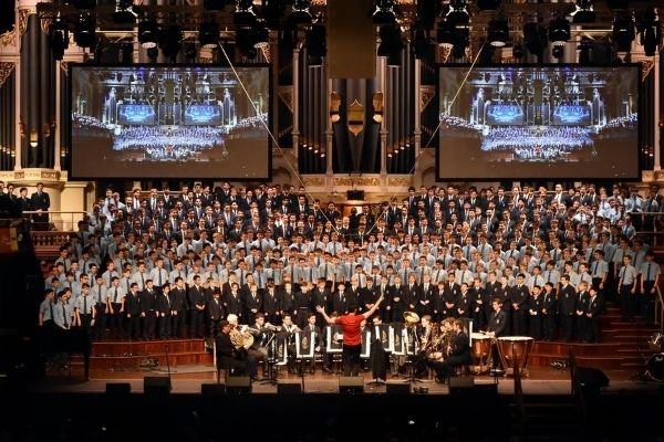 St Marys Cathedral College Sydney Cathedral Concert