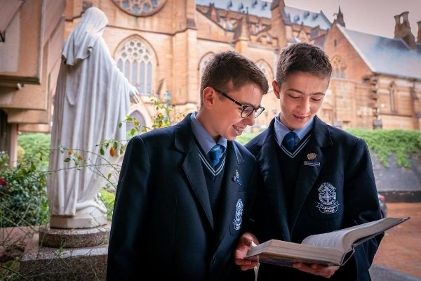 St Marys Cathedral Catholic College Sydney Mission and Values